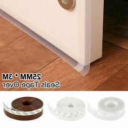 3M Door Bottom Self Adhesive Weather Stripping Silicone Rubb
