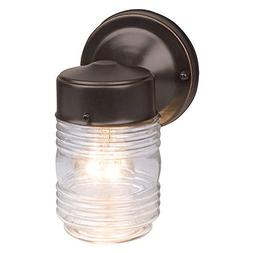 Outdoor Downlight in Oil Rubbed Bronze Finish