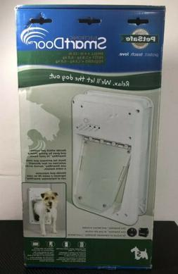 electronic smart door for small dogs cats