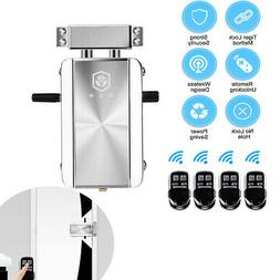 Home Remote Control Door Lock Wireless Electronic Anti-theft