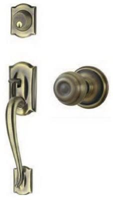 Camelot Entry Handleset