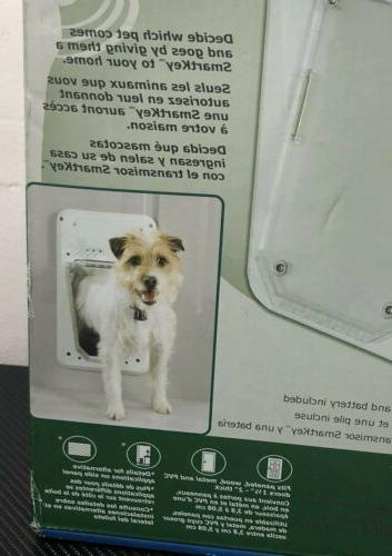 Petsafe For Small Dogs/Cats With Smart Key