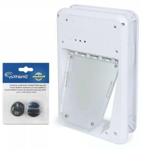 Petsafe Electronic Smart Door For Small Dogs/Cats Smart
