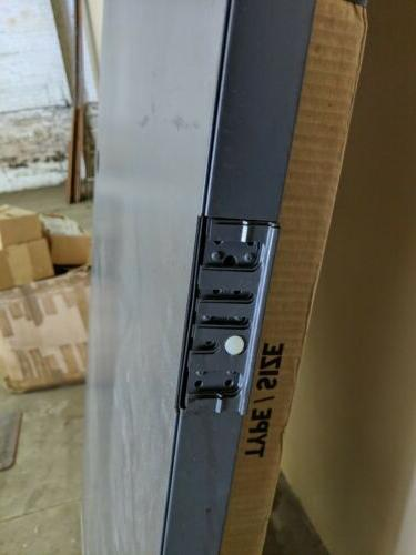 """NEW! commercial entry fire 36"""" 1/4"""","""