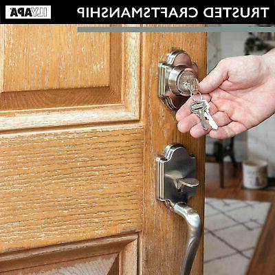 Traditional Style Exterior Lock