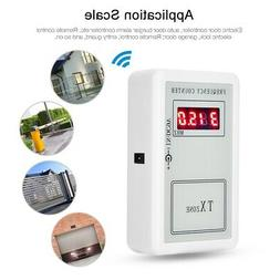 """"""" Meter Counter Tester Tool Frequency 250-450Mhz Remote Cont"""
