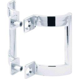 SHOWER HANDLE SET CHRM 2IN