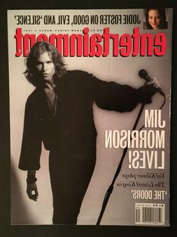 The Doors Jim Morrison Entertainment Weekly March 1991 The D