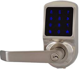 Scyan X3 Touchscreen Keyless Door Lock Satin Nickel